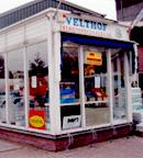 Uitbreiding met een kleine winkel